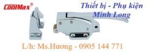 Tay khóa cửa kho lạnh Coolmax CM-1400-L