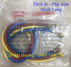 Bộ dây nạp gas R12&R22 CM-336-RYB