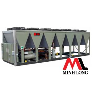 Chiller trục vít, công suất từ 130RT - 400RT, Model : RTAC/RTAG